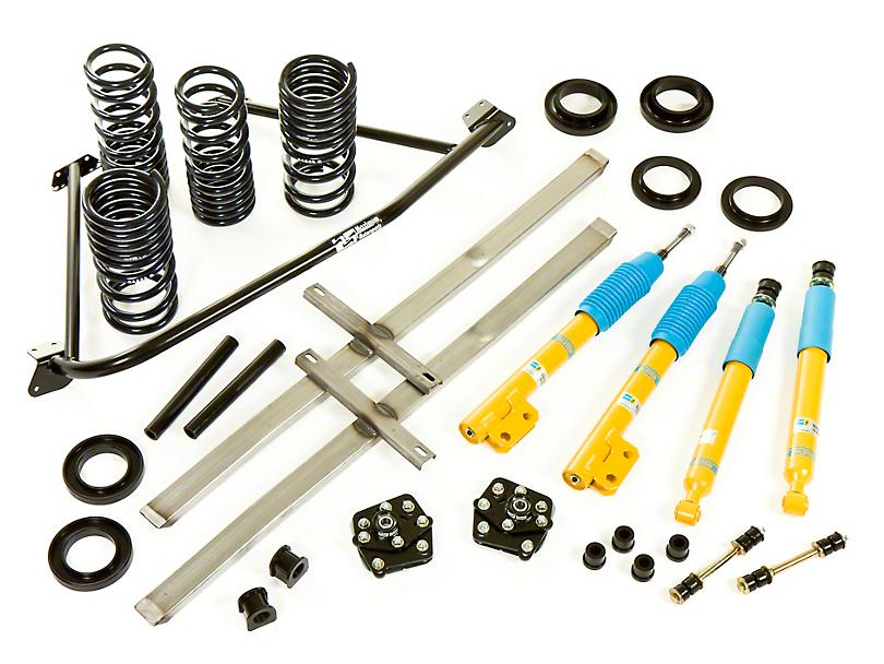Maximum Motorsports Sport Suspension System (99-01 Cobra Convertible)