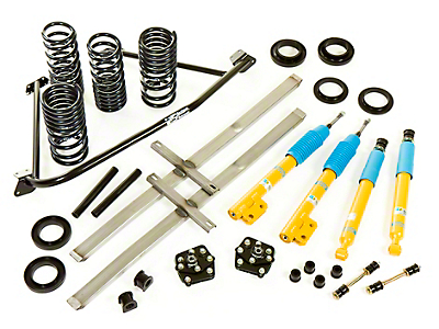 Maximum Motorsports Sport Suspension System (99-01 Cobra Convertible)