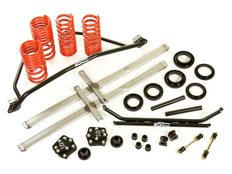 Maximum Motorsports Sport Suspension System (03-04 Cobra Coupe)