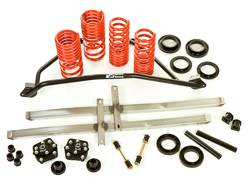 Maximum Motorsports Sport Suspension System (03-04 Cobra Convertible)