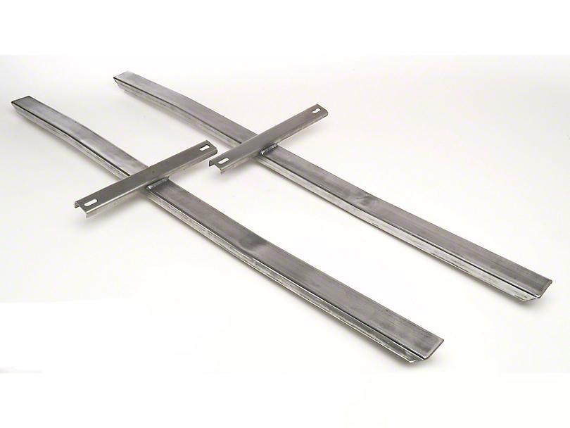 Maximum Motorsports Standard Subframe Connectors - Bare (79-93 All)