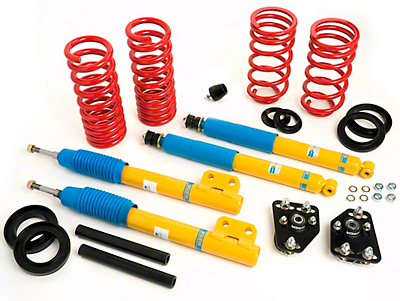 Maximum Motorsports Starter Suspension System (90-93 All)