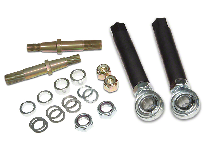 Maximum Motorsports Tapered-Stud Style Bumpsteer Kit (79-93 All)