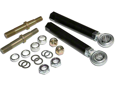Maximum Motorsports Tapered-Stud Style Bumpsteer Kit for SN95 Control Arms (79-93 All)