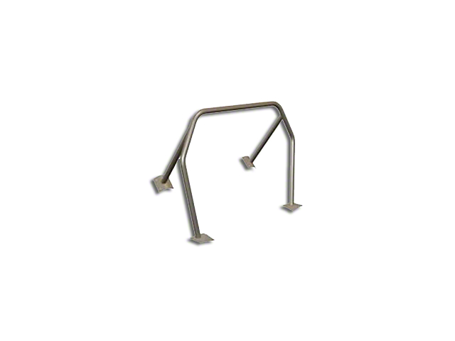Maximum Motorsports 4-Point Street Roll Bar (79-93 Coupe, Hatchback)