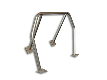 Maximum Motorsports 4-Point Street Roll Bar (83-93 Convertible)