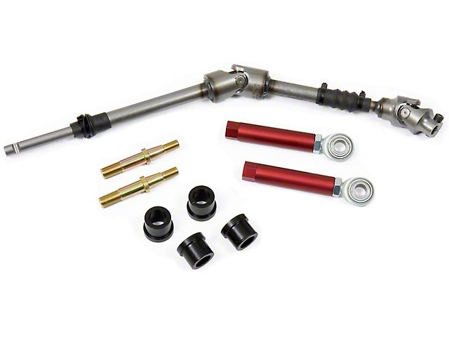 Maximum Motorsports Manual Steering Rack Installation Kit (94-04 All)