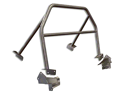 Maximum Motorsports 4-Point Street Roll Bar (05-14 Coupe)