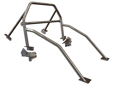 Maximum Motorsports 6-Point Sport Roll Bar (05-14 Coupe)