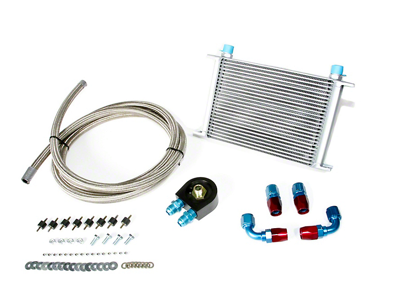 Maximum Motorsports Oil Cooler Kit (79-93 5.0L)