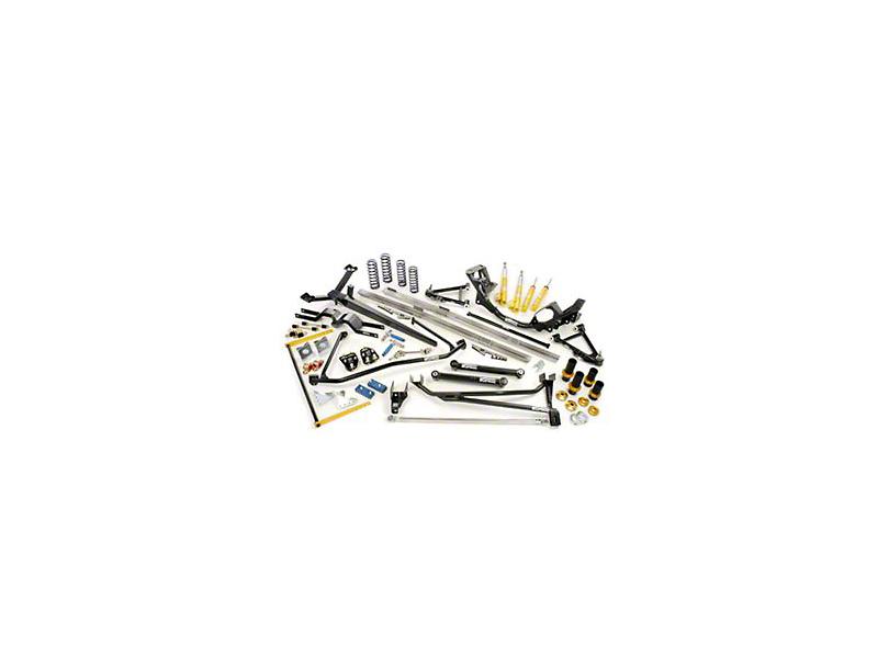 Maximum Motorsports Maximum Grip Package (99-04 GT)