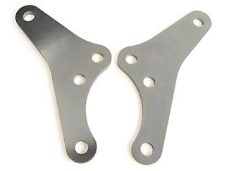 Maximum Motorsports Rear Caliper Relocation Brackets for Baer/RBR Calipers (94-04 GT)