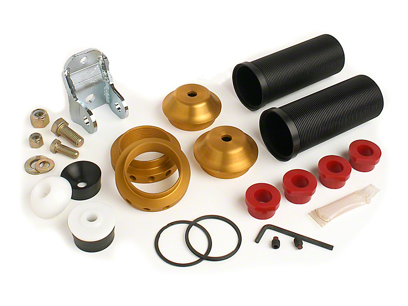 Maximum Motorsports Rear Coil-Over Conversion Kit for Bilstein Shocks (79-04 All, Excluding 99-04 Cobra)