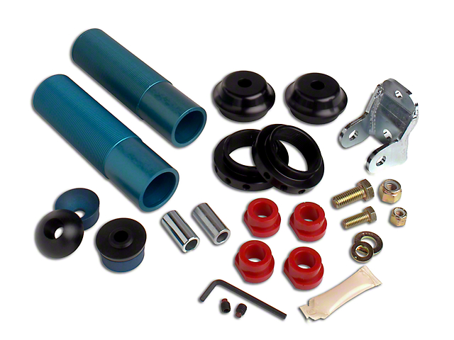 Maximum Motorsports Rear Coil-Over Conversion Kit for Koni Shocks (79-04 All, Excluding 99-04 Cobra)