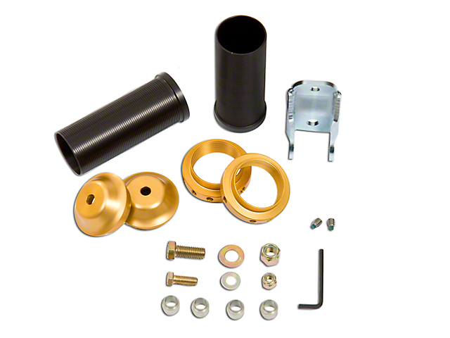 Maximum Motorsports Rear Coil-Over Conversion Kit for Koni 30 Series Shocks (79-04 All, Excluding 99-04 Cobra)