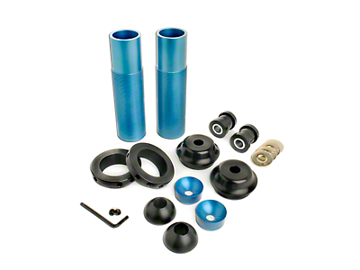 Maximum Motorsports Rear Coil-Over Conversion Kit for Koni SA Series Shocks (99-04 Cobra)