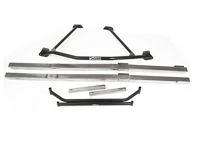 Maximum Motorsports Full Length Chassis Brace Package (96-04 GT Coupe)