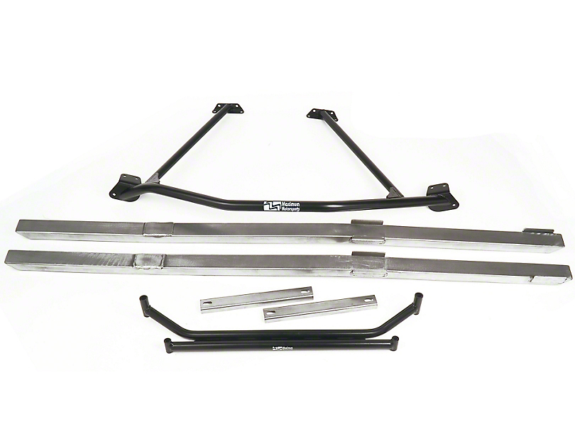 Maximum Motorsports Full Length Chassis Brace Package (99-01 Cobra Coupe)
