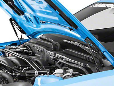 Roush Mustang M90 Supercharger Kit - Black 420116 (05-08 GT