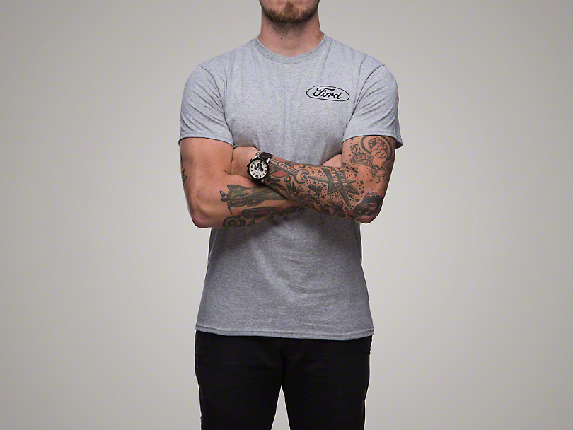 Ford Get Dirty T-Shirt