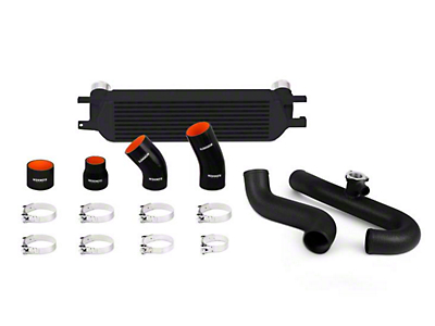 Mishimoto Black Performance Intercooler Kit w/ Black Pipes (15-18 EcoBoost)