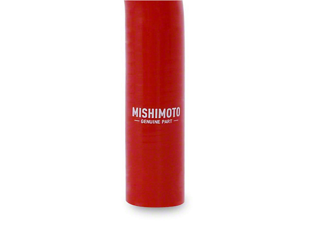 Mishimoto Silicone Ancillary Coolant Hose Kit; Red (15-20 GT)