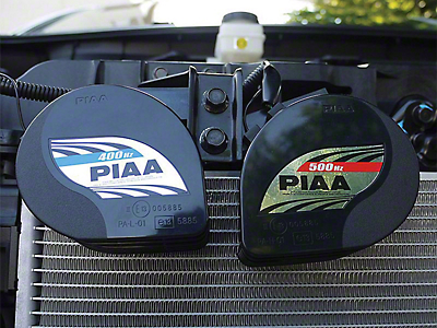 PIAA Automotive Slim Sports Horn - 400/500Hz (79-18 All)