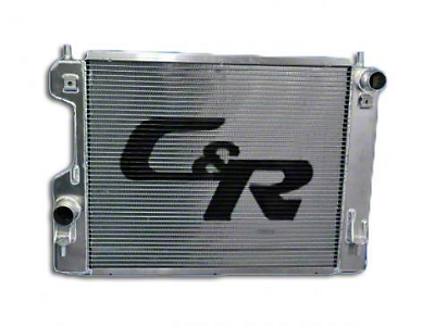 C&R Racing Extruded Tube Radiator (05-14 GT)