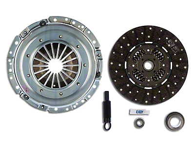 Exedy Mach 500 Stage 3 Clutch for Tremec Transmissions - 26 Spline (Late 01-04 GT; 99-04 Cobra; 03-04 Mach 1)
