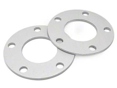 2 X 5mm SHIMS SPACER UNIVERSAL ALLOY WHEELS SPACERS FORD MUSTANG 15/>