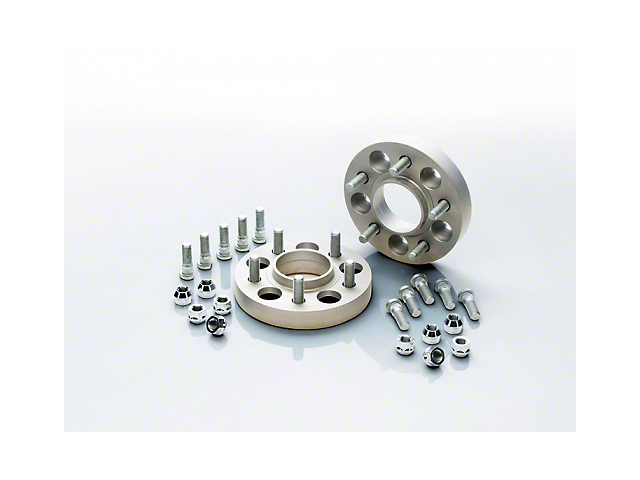 Eibach Pro-Spacer Hubcentric Wheel Spacers - 25mm - Pair (15-18 All)
