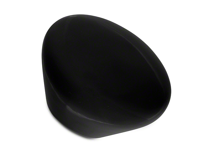 Alterum Black Retro Mushroom Shift Knob (79-04 All)