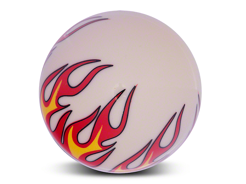 Alterum Ivory Flame Shift Knob (79-04 All)