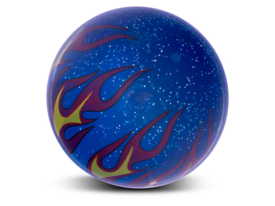 Alterum Blue Flame Metal Flake Shift Knob (79-04 All)