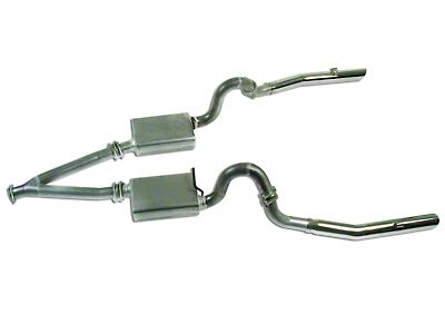MAC Stainless Steel Cat-Back Exhaust (94-98 V6)
