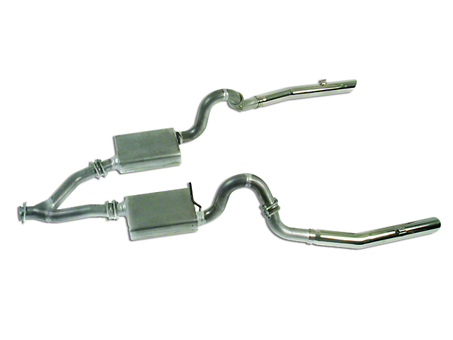 MAC Stainless Steel Cat-Back Exhaust (99-04 V6)