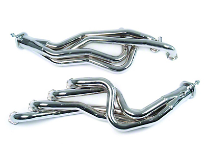 MAC 1-3/4 in. Chrome Long Tube Headers 2.5 in. Collectors (94-95 5.0L)