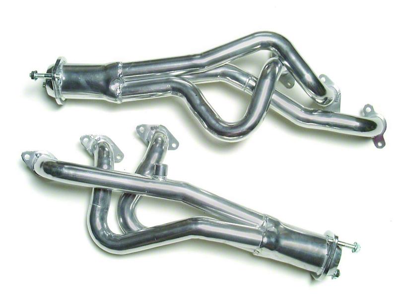 MAC 1-5/8 in. Chrome Long Tube Headers (05-10 V6)