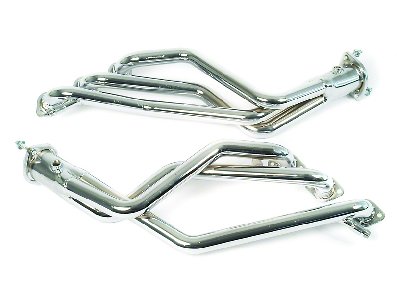 MAC 1-5/8 in. Chrome Long Tube Headers (99-00 V6)