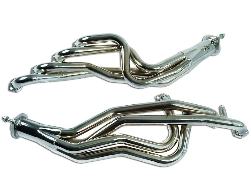 MAC 1-5/8 in. Chrome Long Tube Headers (94-95 5.0L)