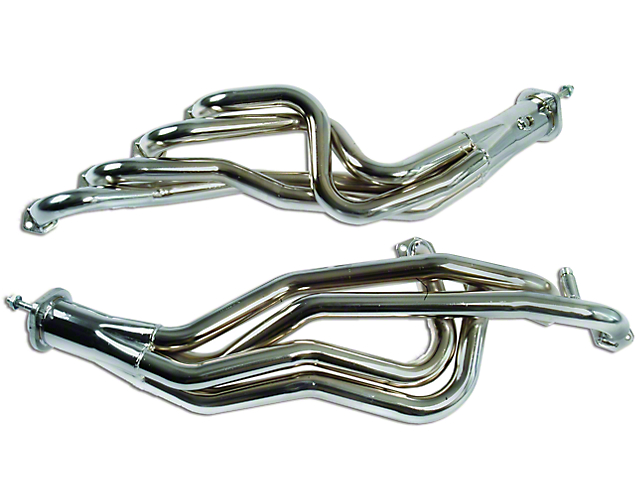MAC 1-5/8 in. Chrome Long Tube Headers (94-95 5.0L)