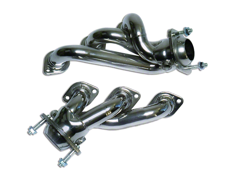 MAC 1-5/8 in. Chrome Shorty Headers (94-97 V6)