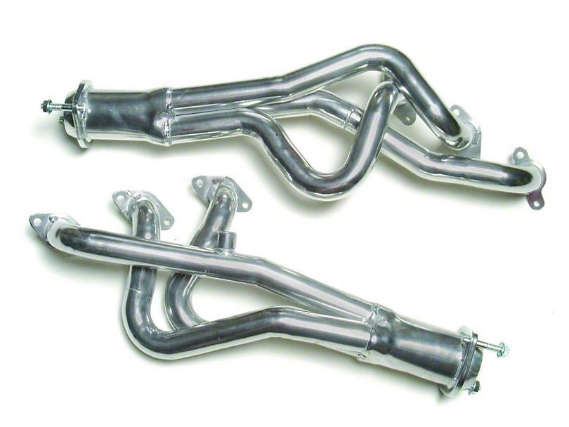 MAC 1-5/8 in. Polished Ceramic Long Tube Headers (05-10 V6)