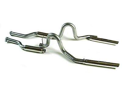MAC Boom Tube Cat-Back Exhaust (96-04 GT; 96-98 Cobra)