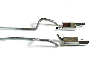 MAC Cat-Back Exhaust (05-10 GT)