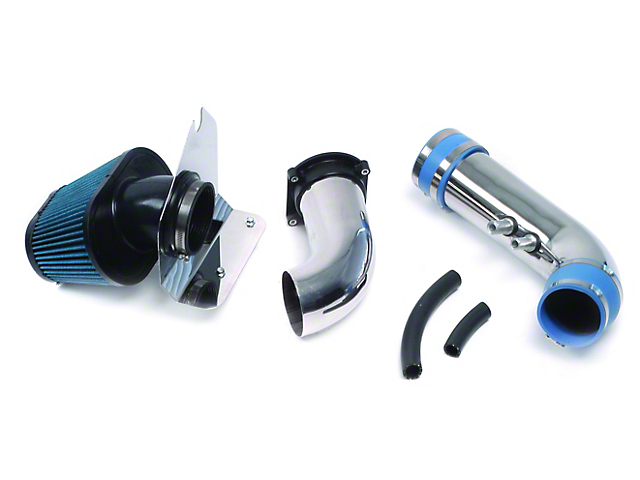 MAC Cold Air Intake - Polished (96-04 GT)