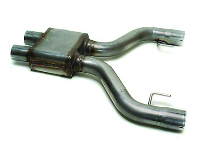 MAC Cut and Clamp Pro Chamber Mid Pipe (11-14 V6)