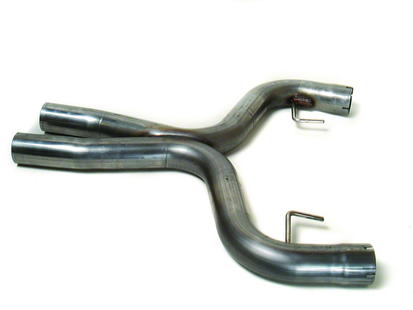MAC Cut and Clamp X-Pipe (05-10 GT)