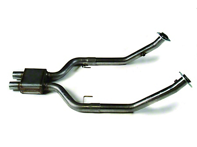 MAC Off-Road Pro Chamber Mid Pipe (05-10 V6)