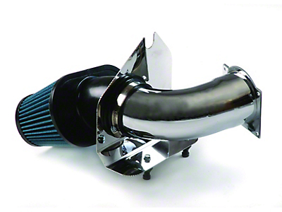 MAC Racer's Choice Cold Air Intake - Polished (03-04 Cobra)